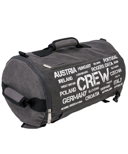 Rogers Data Backpack-Bag Charts Available For - Canvas, grey