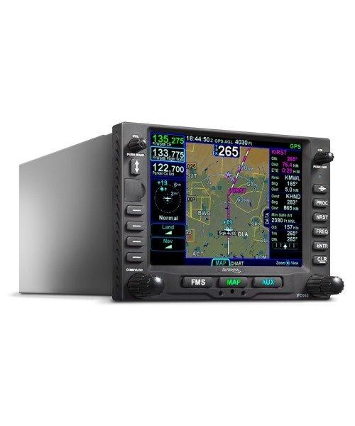 Avidyne IFD540 FMS/GPS/NAV/COM - 10W, schwarz (inkl. Installations-Kit)