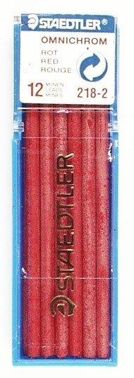 Ersatzminen für Staedtler Omnichrom 768, rot