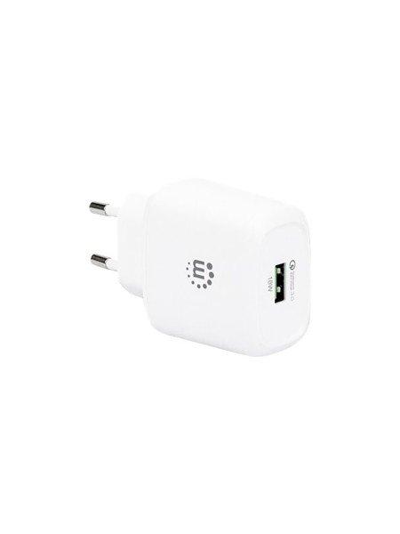 Manhattan QC 3.0 USB-Ladegerät (18 W) - USB-Netzte