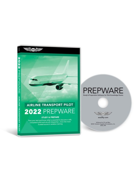 ASA - Airline Transport Pilot (ATP) & Flight Engineer Prepware Software