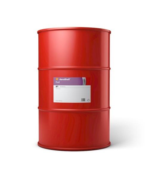 AeroShell Fluid 61 - 55 AG Drum (208.2 liters)