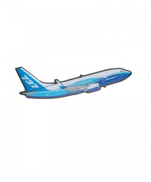 Boeing 737 Side View Pin