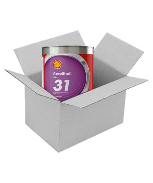 AeroShell Fluid 31 - Box (6x 1 AG Cans)