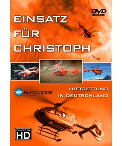 Einsatz für Christoph - Luftrettung in Deutschland, DVD