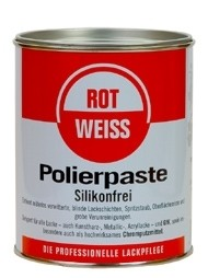 ROTWEISS - Polishing Paste, 750 ml Can