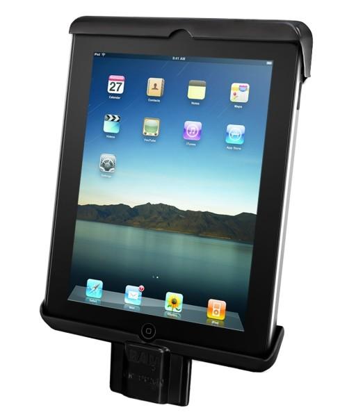 RAM Mounts Universal Tab-Tite Halteschale für Apple iPad 2/3 inkl. Sync-Vorrichtung (ohne Schutzgehä