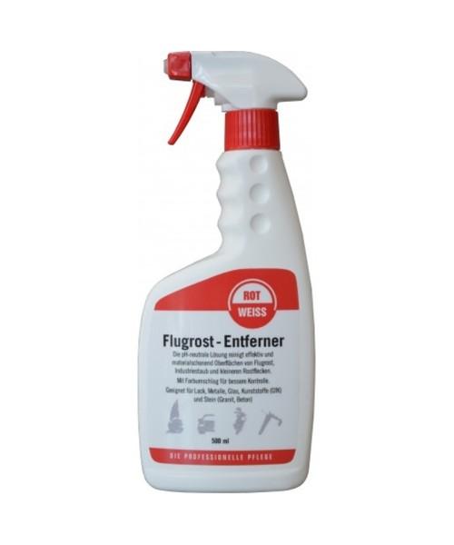 ROTWEISS - Flugrost-Entferner, 500 ml Sprühflasche
