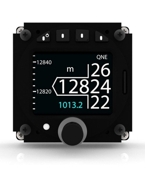 AIR Control Display with Altimeter functions - incl. pre-installed License