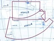 Jeppesen Enroute Chart Atlantik - AT (H/L) 3/4