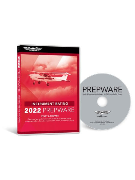 ASA - Instrument Rating Prepware Software
