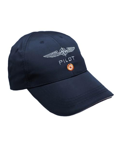 PILOT Cap, blau
