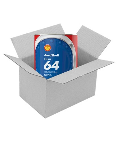 AeroShell Grease 64 - Box (4x 3 kg Cans), former Grease 33MS