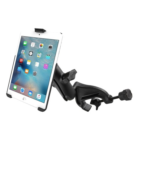 RAM MOUNTS Yoke Mount for Apple iPad mini 4 (without sleeves or cases)
