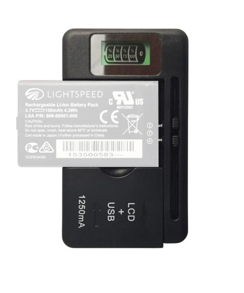 Lightspeed Tango Netzladegerät für Akkus (A550)