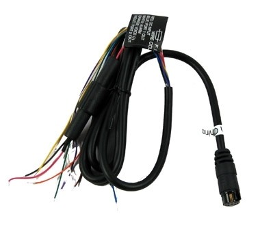 Garmin 276C / 278 / 296 / 495 / 496 Power-data cable, bare wires