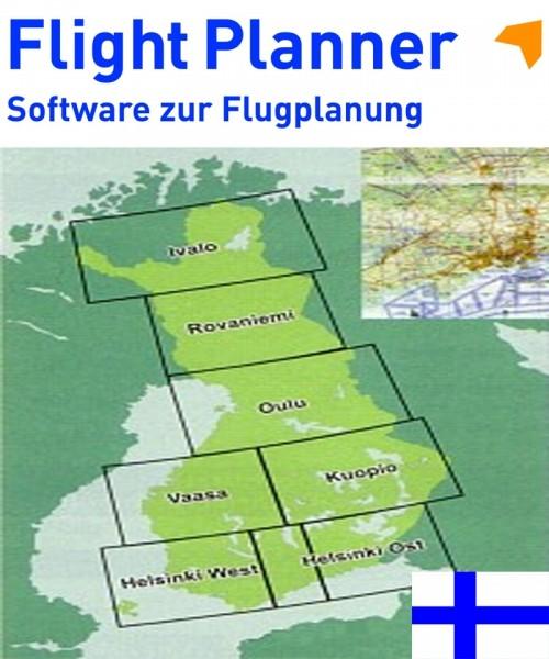 Flight Planner / Sky-Map - ICAO Charts Finland (Finavia / Karttakeskus)