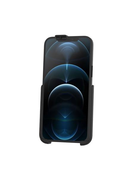 RAM Mounts Gerätehalteschale für Apple iPhone 12 Pro Max (ohne Schutzhüllen etc.) - Diamond-Anbindun