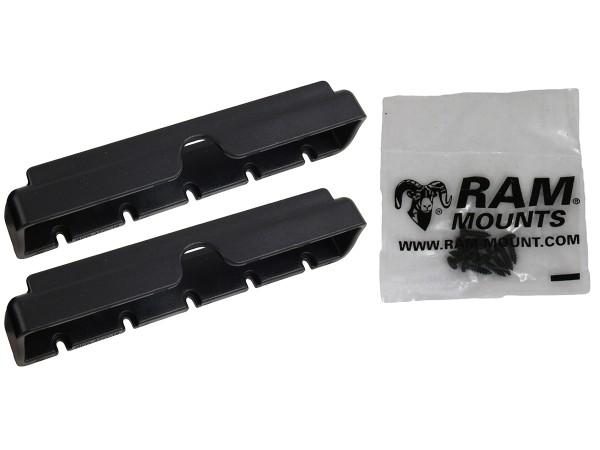 RAM Mounts Tab-Tite Endkappen für Google Nexus 7 (in Schutzgehäusen) - Schrauben-Set, im Polybeutel