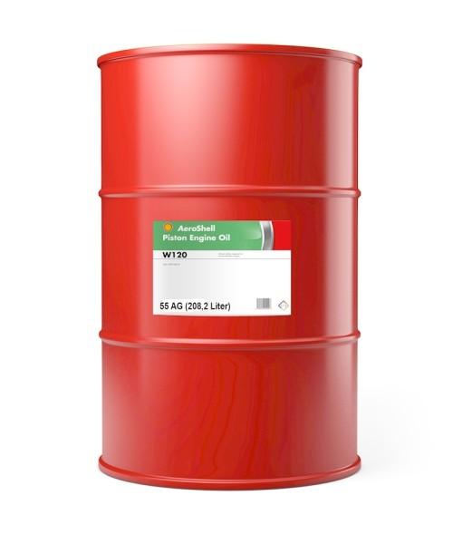 AeroShell Oil W120 - 55 AG Fass (208,2 Liter)