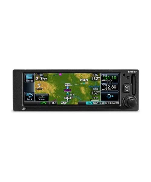 "Garmin GNC 355, Comm/Nav, 25 kHz, 10W - Kit, GNC 355, w/ GA 35, STC Product Registration 2"" GPS/COM"