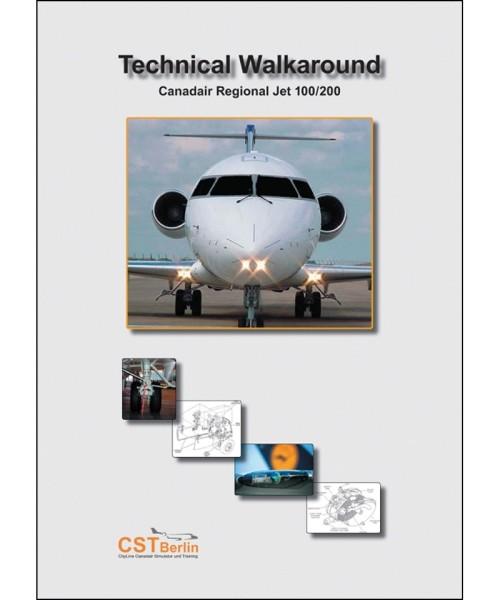 Technical Walkaround Bombardier CRJ200