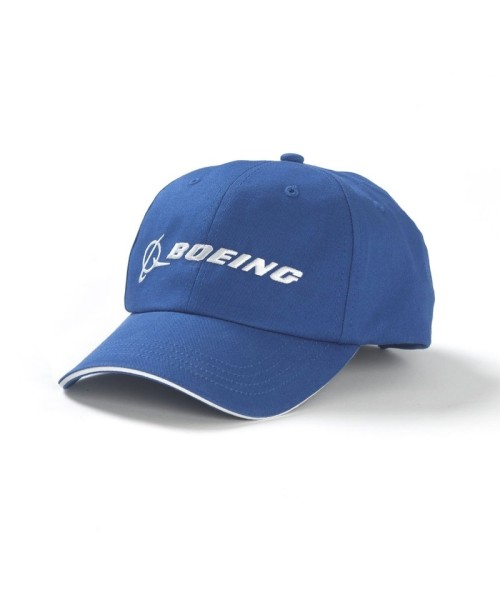 Boeing Blue Logo Basecap