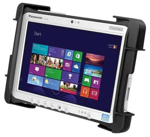 RAM Mounts Universal Tab-Tite Halteschale für Panasonic Toughpad FZ-G1 - AMPS-Aufnahme, Schrauben-Se