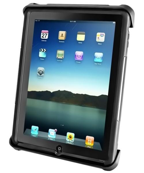 "RAM MOUNT Universal Tab-Lock Holder for 10"" Tablets incl. Apple iPad 1/2/3 - RAM-HOL-TABL-LGU"