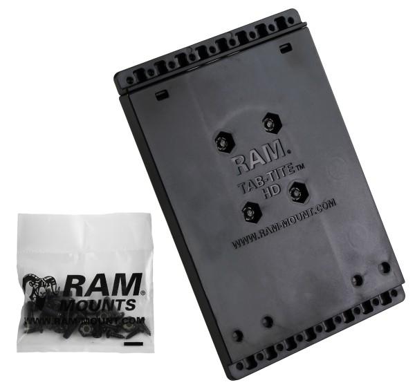 UNPKD RAM TAB-TITE CRADLE BODY AND BASE