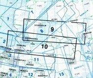 Jeppesen Enroute Chart Europa - E (LO) 9/10