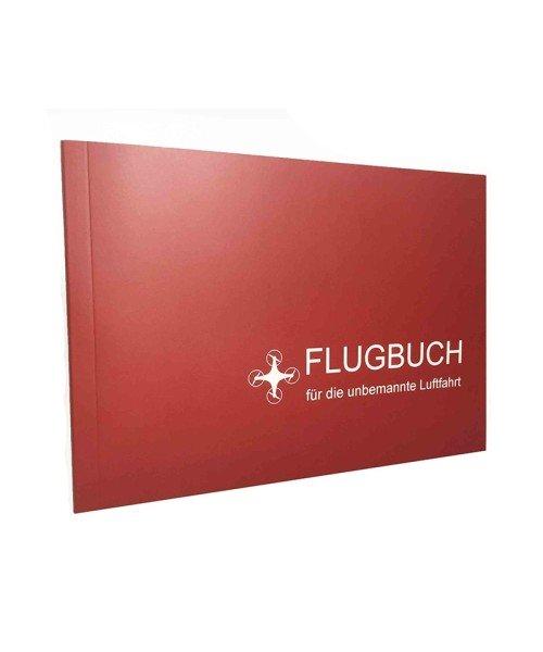 Drohnen-Flugbuch - Flugbuch für die unbemannte Luftfahrt
