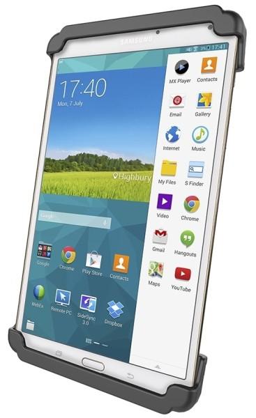 RAM Mounts Universal Tab-Lock Halteschale (abschließbar) für 7 Zoll Tablets inkl. Samsung Tab 4 8.0/
