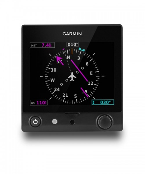 Garmin G5 for Certified Aircraft incl. EASA Approval - HSI with GAD 29B Kit