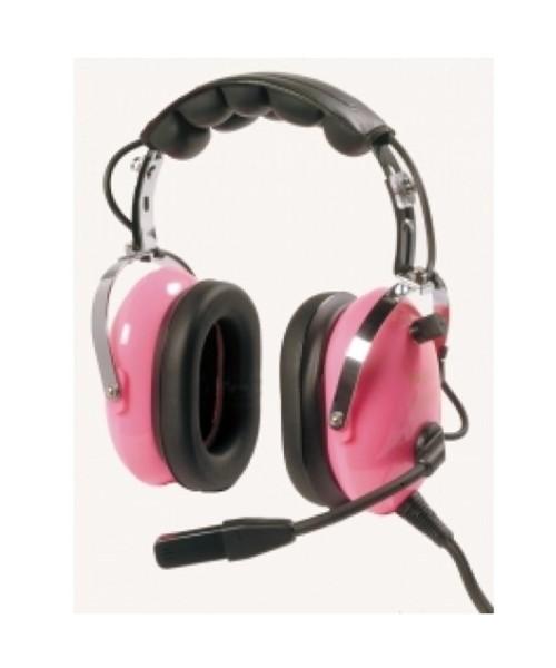 PILOT PA-51C Child Headset - pink