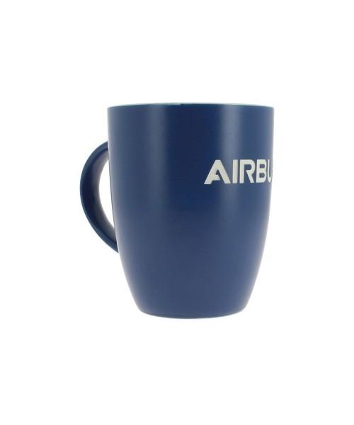 Airbus Mug - blue/white, approx. 10.1 oz