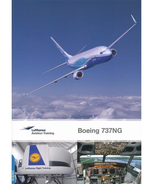 Faltmappe Boeing 737NG