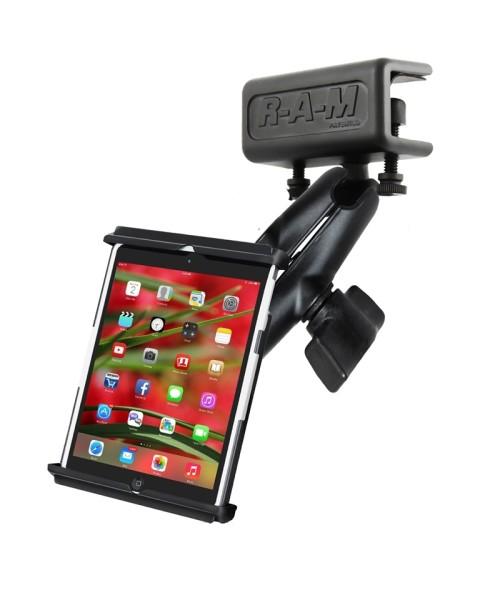 RAM Mounts Panelhalterung für Apple iPad mini 1-4 - (inkl. dünner Schutzhüllen)