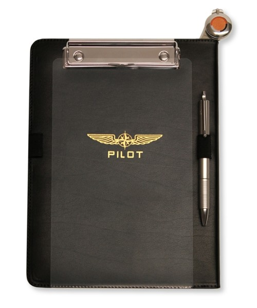 """I-PILOT TABLET Kneeboard - for the most common 9""""-11"""" Tablets"""