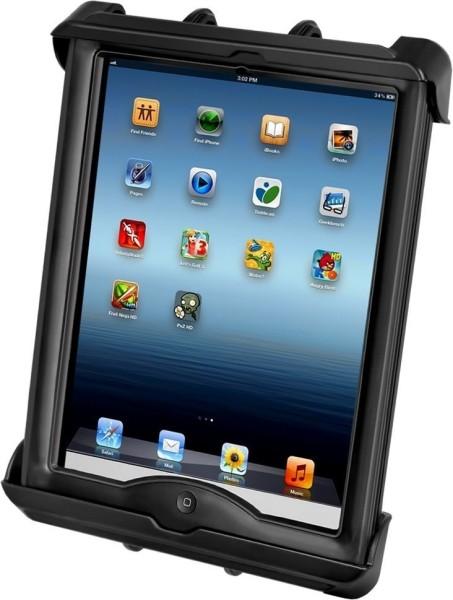 RAM Mounts Universal Tab-Tite Halteschale für Apple iPad 1-4 (in LifeProof u. Lifeedge Schutzgehäuse