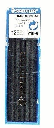 Ersatzminen für Staedtler Omnichrom 768, schwarz