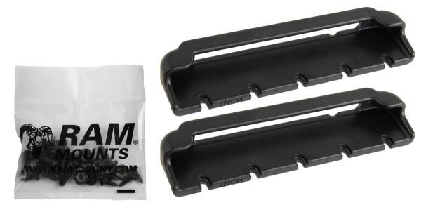 RAM Mounts Tab-Tite Endkappen für 7 Zoll Tablets inkl. Samsung Tab 4 8.0/Tab E 8.0 (ohne Schutzgehäu