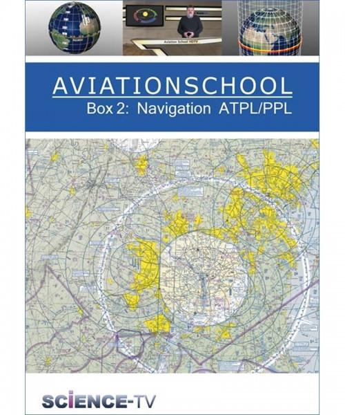 Aviationschool - Navigation ATPL / PPL, DVD (German issue)