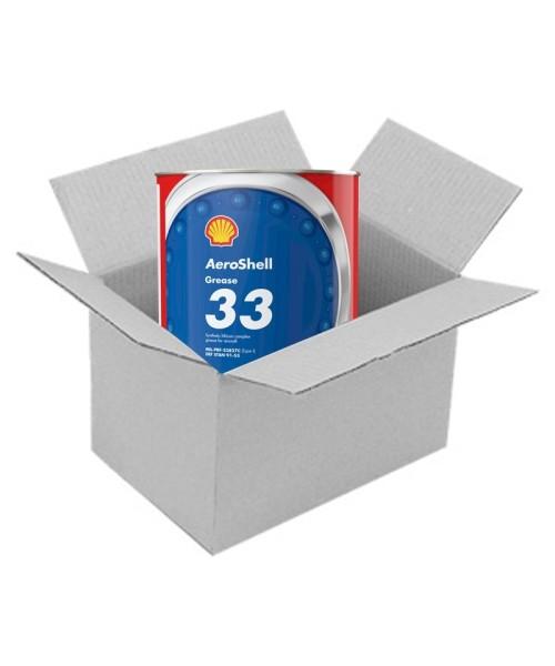 AeroShell Grease 33 - Karton (4x 3 kg Dosen)