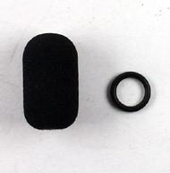 Flightcom Windschutz mit Ring für alle Flightcom Headsets (außer F20) pro Stück