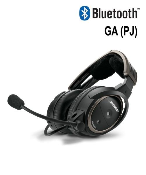 BOSE A20 Aviation Headset - Twin Plugs, Straight Cord, Bluetooth