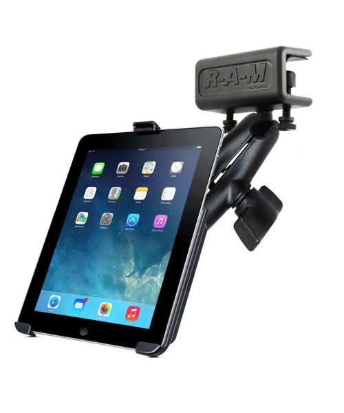 RAM MOUNTS Panel Mount for Apple iPad 2-4 (without sleeves) - medium size connector