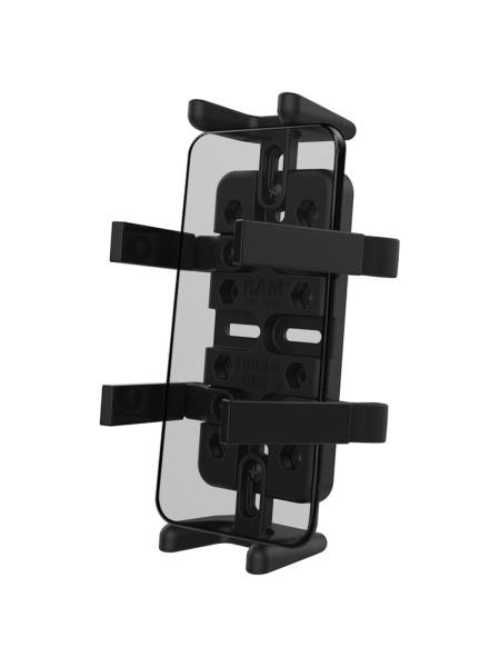 RAM Mounts Universal Halteschale für elektronische Kleingeräte - Diamond-Anbindung (Trapez), Schraub