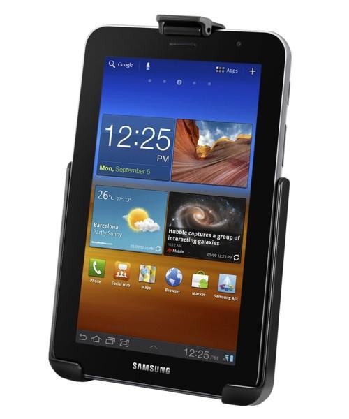 RAM Mounts Gerätehalteschale für Samsung Galaxy Tab 7.0 Plus (ohne Schutzhüllen/-gehäuse) - AMPS-Anb