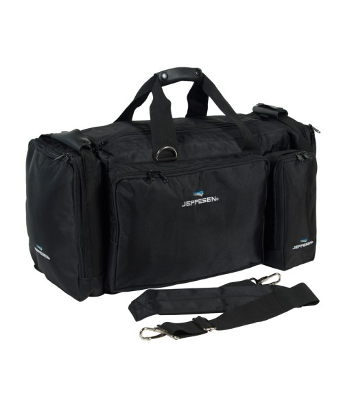 Jeppesen Captain Flight Bag, black